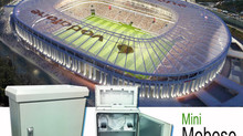 Tellus Mobese Kabinleri Vodafone Arena'da