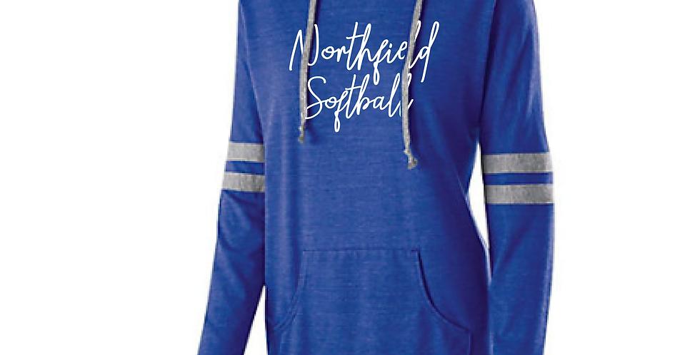 Northfield Ladies Hooded Pullover