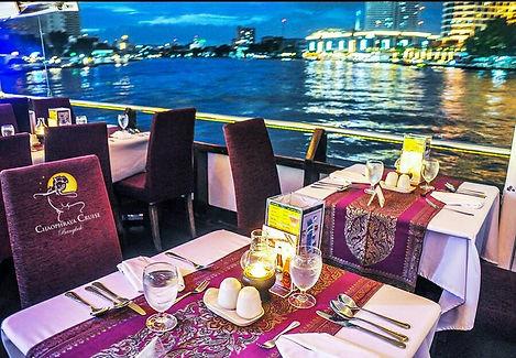 chaopharaya cruise
