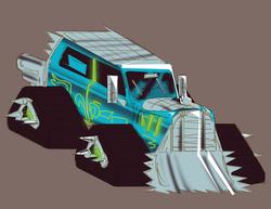 Extra Vehicle.