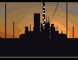Summer City - Dawn.