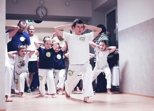 Lekcja Otwarta Capoeira 2017/18