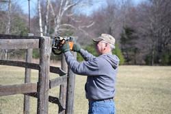 CR Fence Repair
