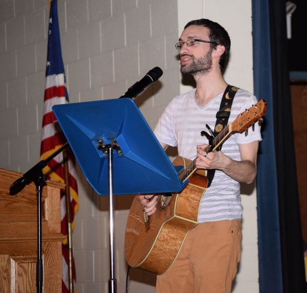 CR Guitar Singing