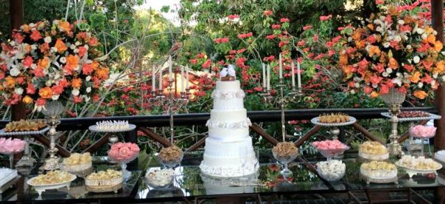 Aluguel Bolo de Casamento BH