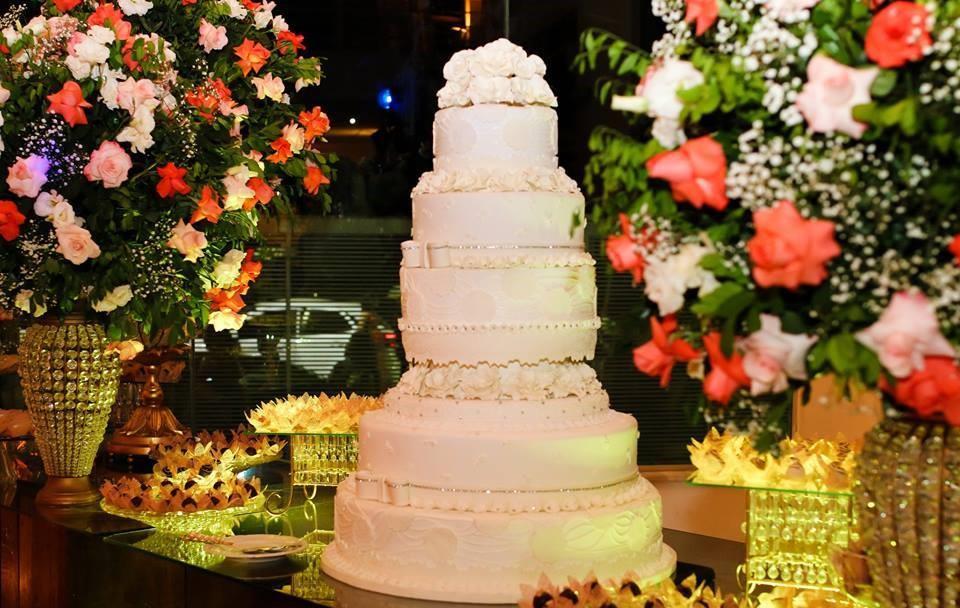 Aluguel Bolo de Casamento