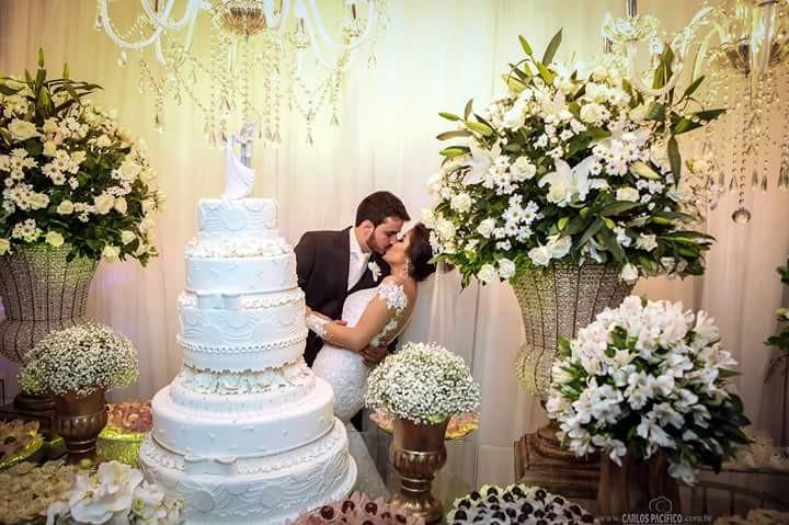 Aluguel de Bolo de casamento bh