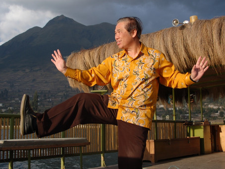 Three Attainments in Taijiquan Training
