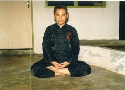 Sifu on Sitting Zen