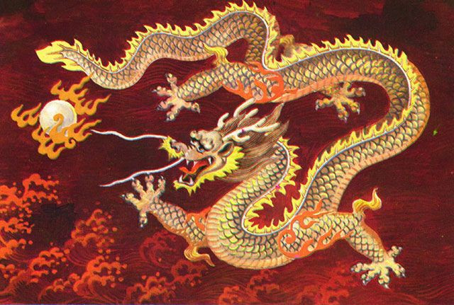 The dragon is an ancient symbol of the highest spiritual essence, embodying wisdom, strength and the divine power of transformation.