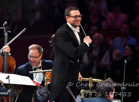 A blast at the proms
