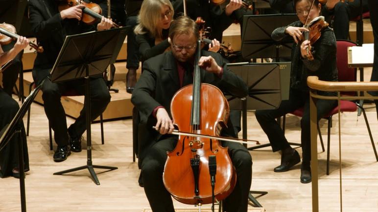 Weinberg Cello Concerto