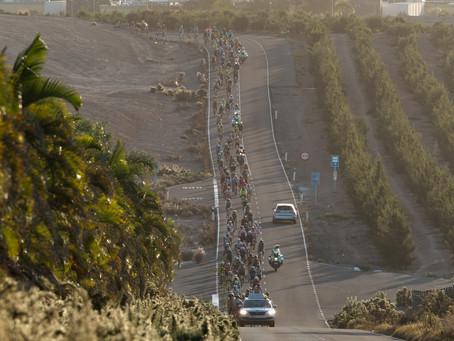 La Gran Canaria Bike Week unió costa y  cumbre en la primera etapa