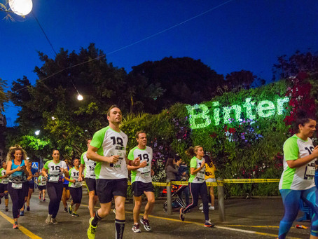 La Binter NightRun abre inscripciones