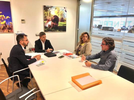 ANETA propone a Turismo de Tenerife establecer vías estables de colaboración