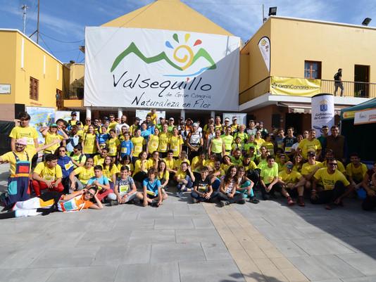 Valsequillo supera todas las expectativas reuniendo a más de 3500 participantes en la IV Feria de Tu