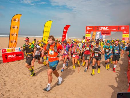 España ocupa cuatro puestos en el top ten de la primera etapa del Half Marathon des Sables Perú