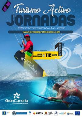 Cartel_III JORNADAS PROFESIONALES DE TUR
