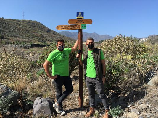 La Feria de Turismo Activo de Valsequillo de Gran Canaria acerca las experiencias a través de su web