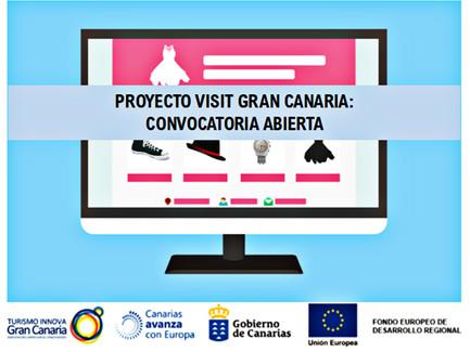 Proyecto Visit Gran Canaria: Convocatoria abierta