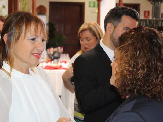 """Más de 50 asistentes en el desayuno """"Turismo Activo, Turismo Seguro"""""""