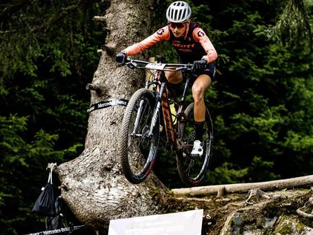 Natalia Fischer, bronce mundial, nueva baza para la Fred. Olsen Express Transgrancanaria Bike