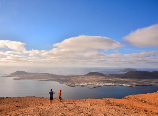 Activa Canarias y ANETA solicitan al Cabildo de Lanzarote y al OAPN de La Graciosa que solucione las