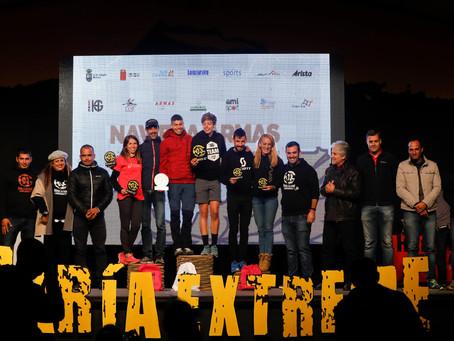 Triplete para Clemente en Haría Extreme Lanzarote y oro en féminas para Ana Cristina Constatine