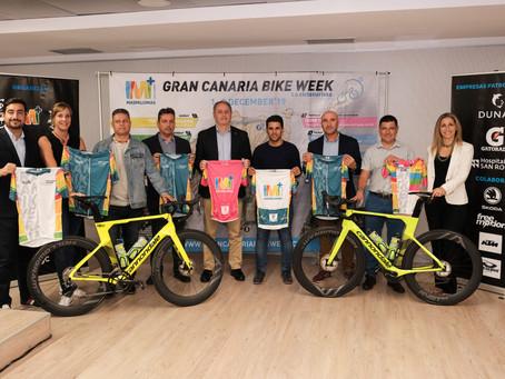 La Gran Canaria Bike Week se presenta con más de 1000 inscritos