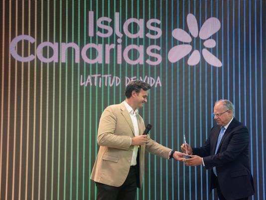 El Galardón Nacional de Turismo Activo 2020 cae en Canarias