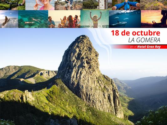 Turismo Activo, una apuesta de La Gomera por la diversificación turística