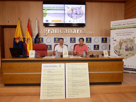 Gran Canaria, a la vanguardia en el fomento de la gestión participativa del entorno natural con las