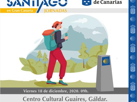 Gáldar acoge una jornada sobre el Camino de Santiago de Gran Canaria