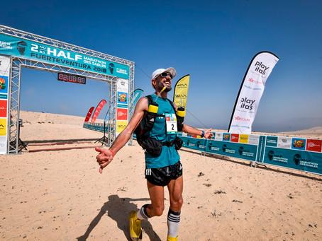 Chema Martínez y Remigio Huamán, favoritos en la III Half Marathon des Sables Fuerteventura