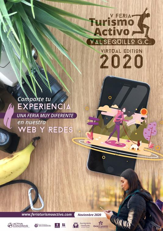 La Feria de Turismo Activo de Valsequillo de Gran Canaria explicada paso a paso