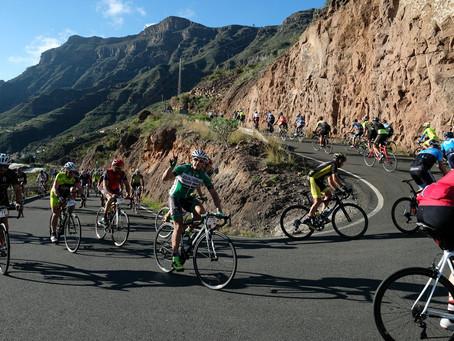 El Desafío La Titánica abre la Gran Canaria Bike Week