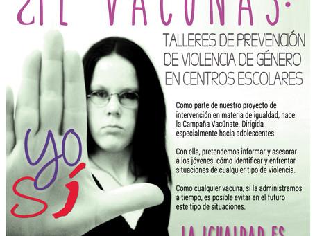 Proyecto Vacúnate Contra la Violencia