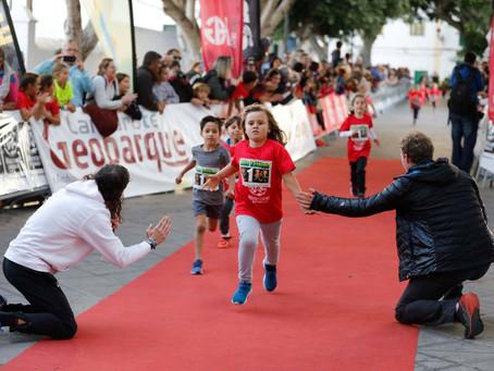 Aloe + Lanzarote Kids Extreme, una fusión volcánica para los más pequeños