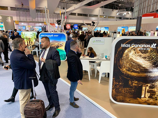 Activa Canarias presenta su oferta de Turismo Activo en Fitur 2020