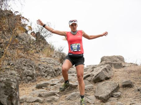 Santi Castellano y Yasmina Castro conquistan el 12º aniversario de Artenara Trail