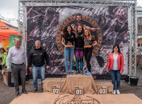Alberto González y Débora Sigut ganan la sexta 'V' Guayre Extreme de Teror
