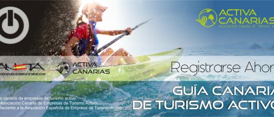 Guía Canaria de Empresas de Turismo Activo: el sitio donde debes estar