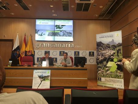 El Cabildo implicará a la sociedad en la custodia del territorio y el medio natural de Gran Canaria