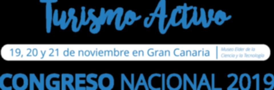Titulo web Congreso Nacional Turismo Act
