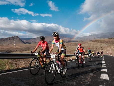 La Gran Canaria Bike Week conecta el Faro de Maspalomas y Arucas en la sexta etapa