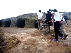 Visitas a Cuevas