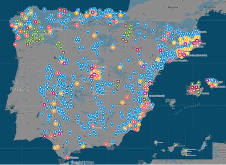 En marcha el 6º Inventario de iniciativas de custodia del territorio en España