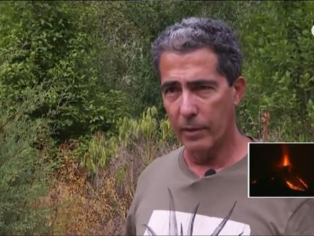 TV Canaria trata el cambio climático desde la perspectiva de Custodia del Territorio