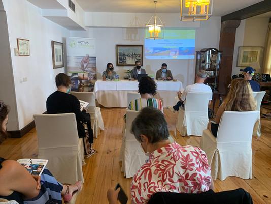 30 ponentes de excepción y más de 150 participantes dan lustre al ciclo de Activa Canarias