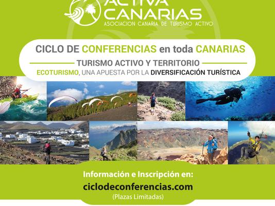 La cuarta jornada del ciclo de conferencias de Activa Canarias será en El Hierro